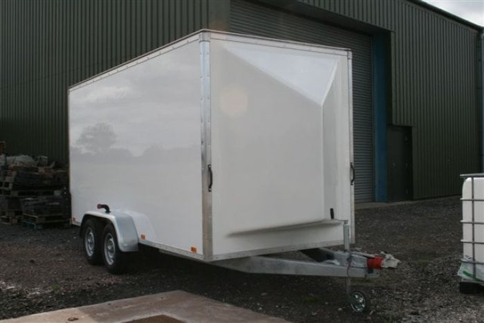 10ft Box Trailer Hire for furniture removals